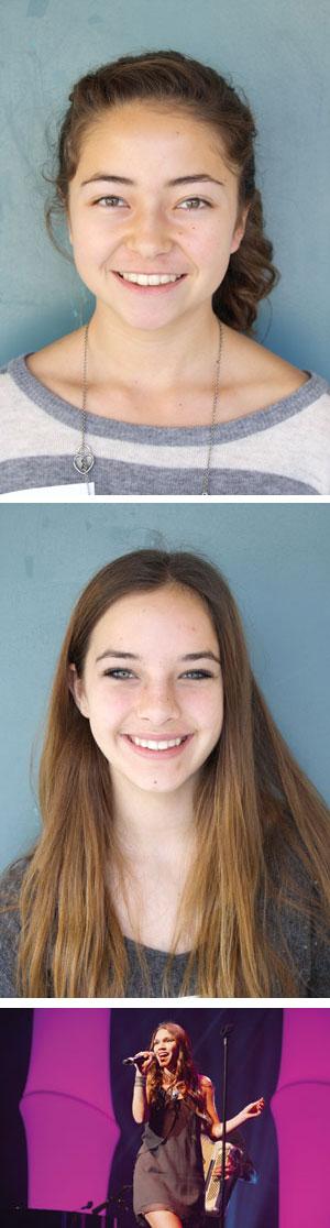 Olivia Huffman, Solvang School 8th grader Sydney Shalhoob, La Colina Jr. High School 8th grader Allie Nixon won the 2013 competition