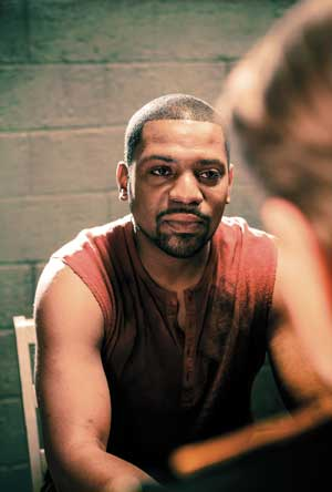 "Mekhi Phifer stars in ""The Suspect.""Sherry McCracken photo"
