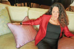 Montecito resident Diana Raab has released a revealing new work of erotic poetry.