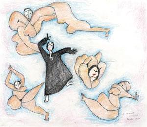 'A Nun's Dream'