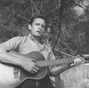 Johnny Cash in the '60s