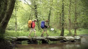 """Walking the Camino: Six Ways to Santiago"" is an up-close look at the ancient spiritual pilgrimage known as the Camino de Santiago, or Way of St. James. Since the 9th century, millions have embarked on this pilgrimage across northern Spain."