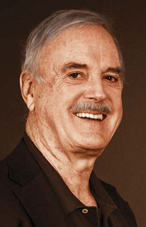 Former Montecito resident John Cleese has a new autobiography. Andy Gotts photo