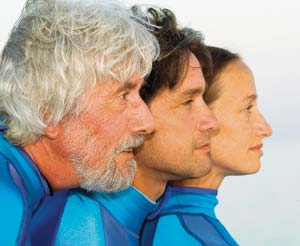 Jean-Michel Cousteau, along with son Fabien and daughter Céline, will be honored for their excellence in nature filmmaking. Ocean Futures Society