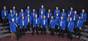 The Pacific Sound Chorus performed October 2014 at the Western US Chorus Championship. Courtesy photo