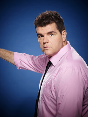 Ian Bagg is part of the Last Comic Standing Tour, coming to Chumash Casino Resort on Thursday. Paul Drinkwater/NBC photo