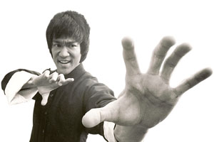 """I Am Bruce Lee"" studies the famous martial arts movie star LeeWay Media photo"