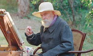 Michel Bouquet as Pierre-Auguste Renoir