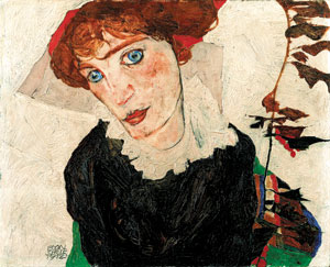 'Portrait of Wally/Egon Schiele Seventh Art Releasing photo