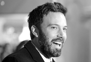 """Above, actor, director and screenwriter Ben Affleck arrives Friday at the Arlington Theatre to receive the Santa Barbara International Film Festival's 2013 Modern Master Award. Mr. Affleck's latest film, """"Argo,"""" is a nominee for Best Picture in the Academy Award. MIKE ELIASON/NEWS-PRESS PHOTOS"""