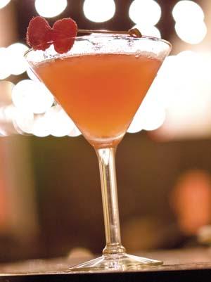 DRINK OF THE WEEK: Uptown girl NIK BLASKOVICH/NEWS-PRESS