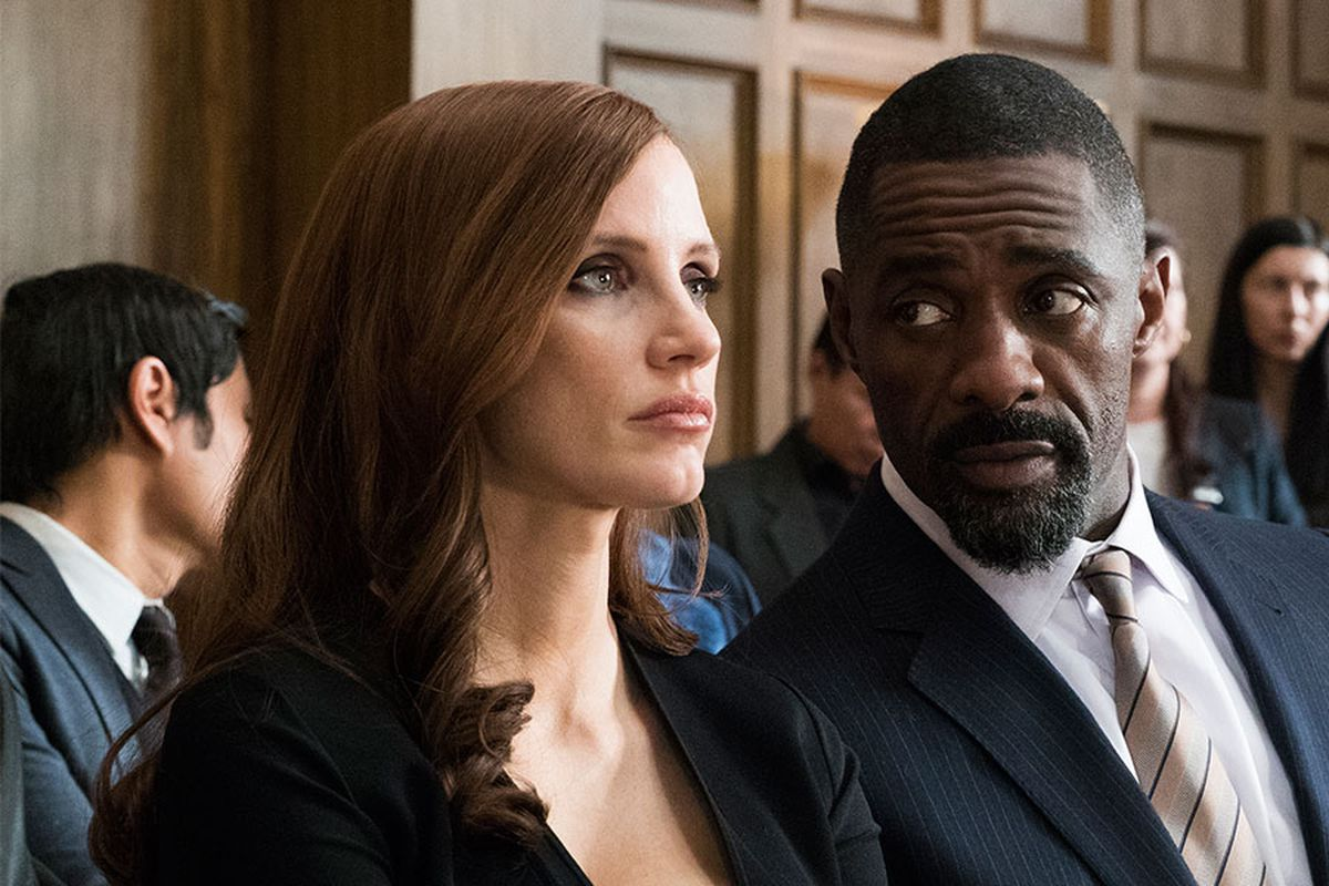 Molly's Game, 2017 – ★★★